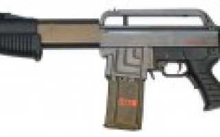 Боевое ружьё Franchi SPAS-15 (Италия)