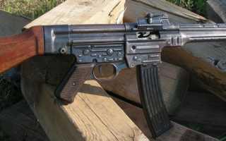 Разговор про Sturmgewehr: Первая «штурмовая винтовка»