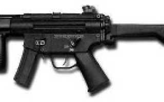 Пистолет-пулемёт Jati-Matic GG-95 PDW (Финляндия)