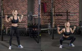 3 эффективных упражнения для тренировки ног в стрельбе