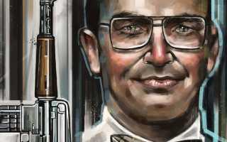 Юджин Стоунер: Как стать легендарным оружейником в США
