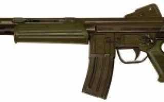 Штурмовая винтовка CETME mod.L / LC (Испания)