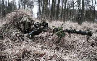 Подготовка снайпера: Работа в составе подразделения. Контрснайперские меры