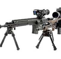 Обзор и тюнинг СВД на примере винтовки Тигр