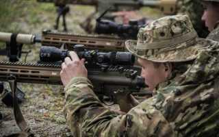 Снайперская винтовка AWC G2 (США)