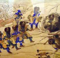 Айны. Аборигены Японских островов