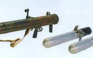 Реактивный пехотный огнемёт РПО «Шмель» (СССР)
