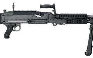 Пулемет FN MAG (Бельгия)