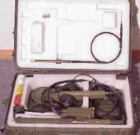 Миноискатель AN/PSS-11 (США)