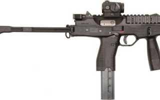 Пистолет-пулемёт «Steyr TMP» (Австрия)
