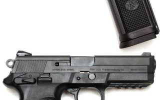 Пистолет FNP-45 / FNP-45 Tactical (США)