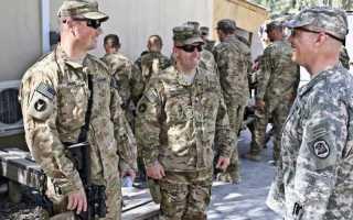 Новый армейский камуфляж: 10 ошибок в сообщениях о замене UCP