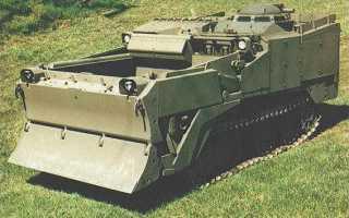 Инженерная машина M9 ACE (США)