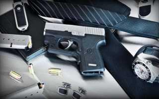 Гражданское огнестрельное оружие: оружейная культура