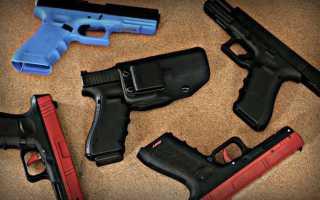 Пистолет на 3D принтере. Часть 3: Копии «Глок» и части оружия