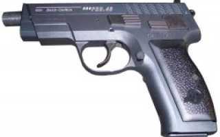 Пистолет ASAI onePRO (Швейцария)