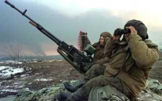 Советы ветеранов Чечни: поведение в боевой обстановке