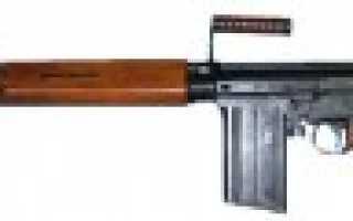 Автоматическая винтовка L1A1 (Великобритания)