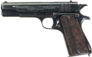 Пистолет Ballester-Molina (Аргентина)