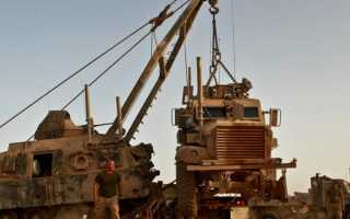 Бронированная ремонтно-эвакуационная машина M578 (США)