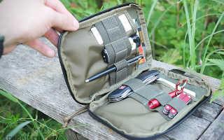 Mini Kit MK-7 — подсумок для EDC