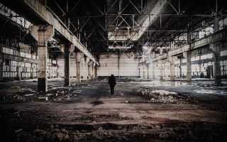 Кирпичные будни. Записка #1: Поход на заброшенный завод