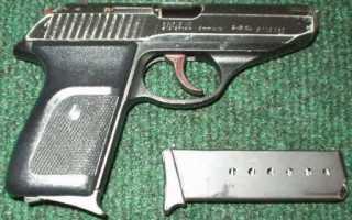 Пистолет SIG-Sauer P230 (Швейцария)