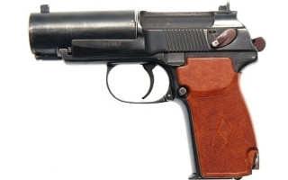 Пистолет 6П9 ПБ (СССР)