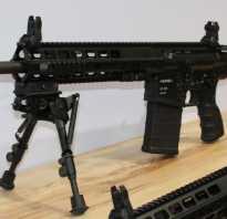 Обзор и тюнинг карабина H&K MR308 в DMR винтовку