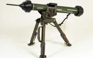 Ручные гранатомёты RGW 60 / RGW 90 (Германия)