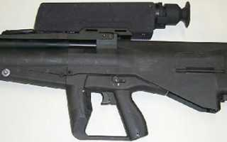 Полуавтоматический гранатомёт Alliant Techsystems XM25 ISAAS (США)