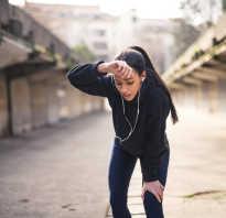Как не задыхаться при беге