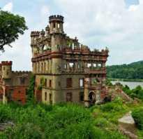 Заброшенные замки и особняки