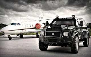 20 лучших вариантов транспорта для защиты от зомби. Часть 2