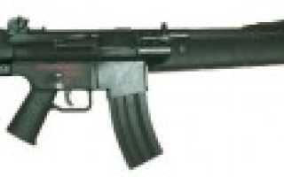 Штурмовая винтовка HK G41 (Германия)