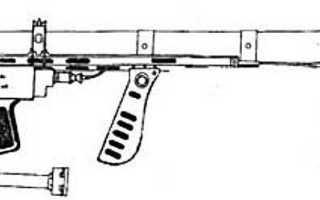 Противодиверсионный гранатомет ДП-61 «Дуэль» (ТКБ-0119) (Россия)