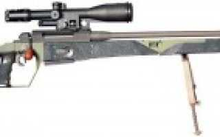 Снайперская винтовка Mauser SR-93 (Германия)