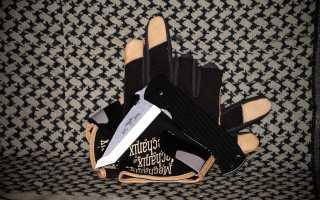 Нож Emerson Super CQC-7: удобный карманный «лом»
