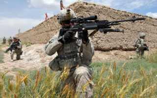 Автоматическая винтовка M14 (США)