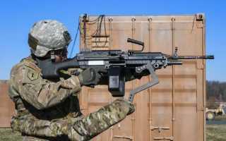 В США разработан новый боевой экзоскелет «Третья рука»