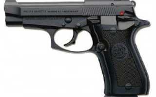 Пистолет Beretta 84 / Beretta 81 (Италия)