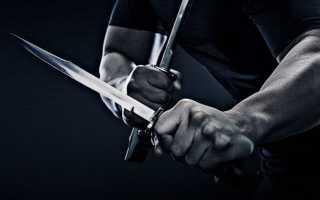 Dekiti Tirsia Siradas: искусство филиппинского ножевого боя Kali