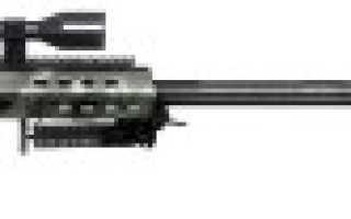 Снайперская винтовка Barret M95 (США)