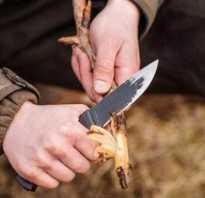 Нож для бушкрафта: инструмент для выживания на природе