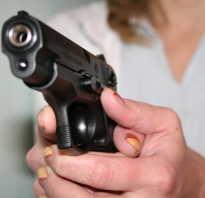 О легализации короткоствольного оружия в России