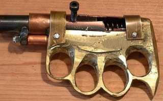 5 самых эффективных видов самодельного оружия