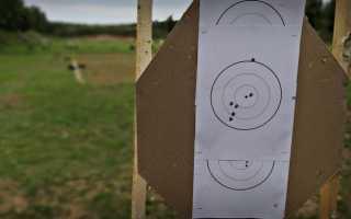 Несколько слов про мишени для стрельбы