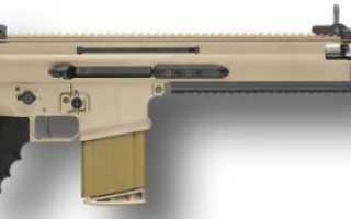 Снайперская винтовка FN SCAR SSR Mk.20 Mod.0 (США)