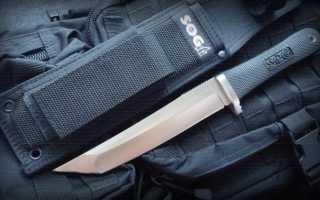 SOG Tsunami: Старый, добрый, проверенный нож