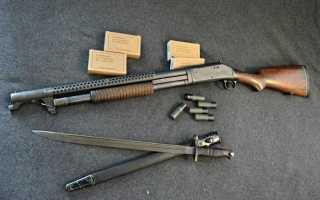 Траншейный дробовик: оружие ближнего боя армии США